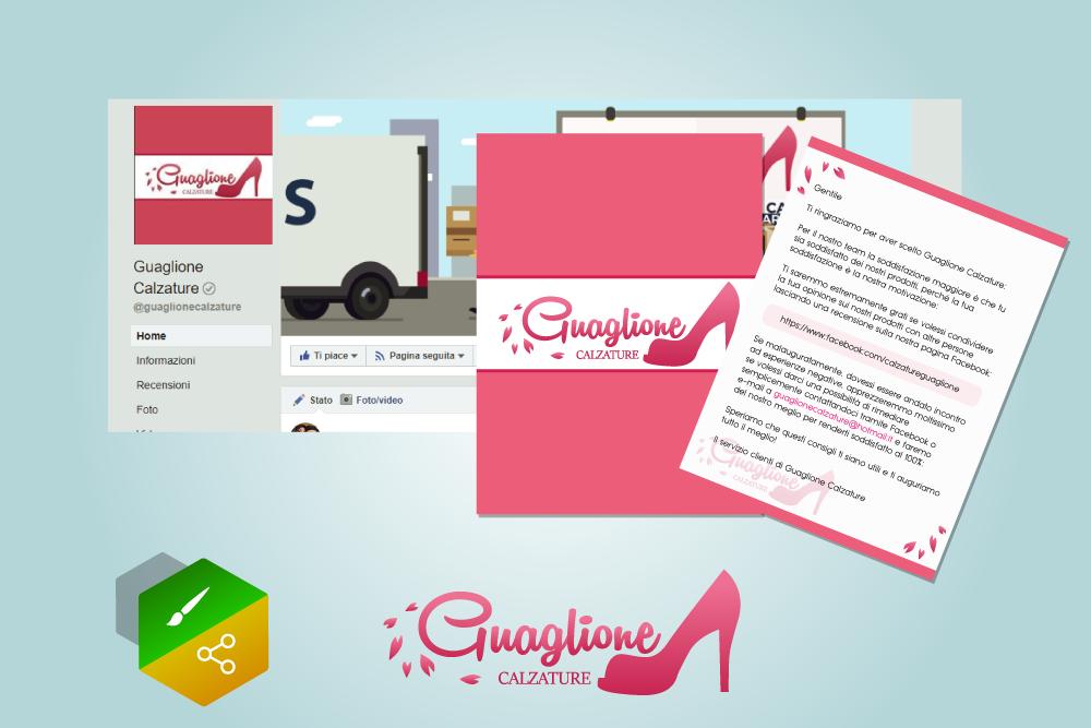 Guaglione Calzature - Hexaweb - Realizzazione siti web a Trapani ac39891cc7c