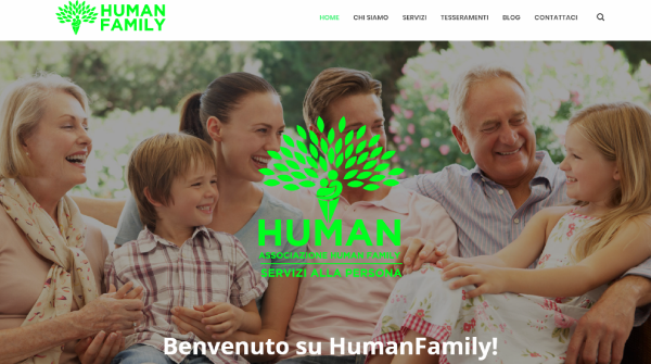 Hexaweb - Humanfamily.it Homepage