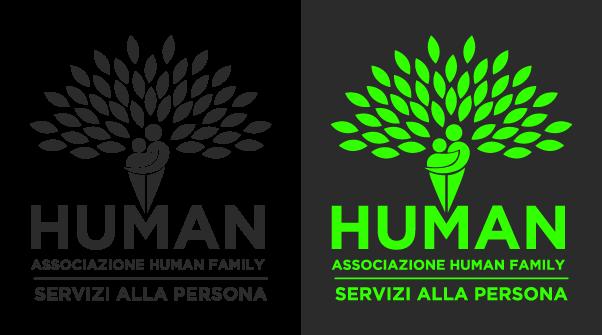 Humanfamily - servizi alla persona logo