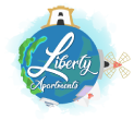 Logo Liberty Apartments Trapani