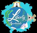 Logo Liberty Apartments Trapani
