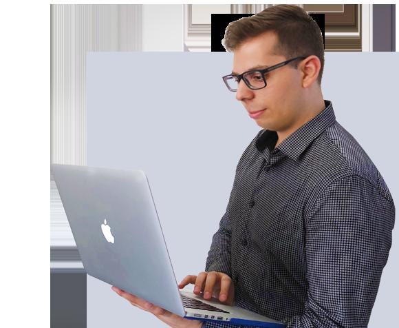 Hexaweb - Dario al PC